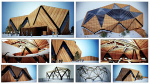 Exhibision pavilion by StefyARH