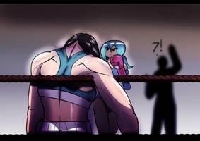 Idol boxer (colour) by ShenPlease