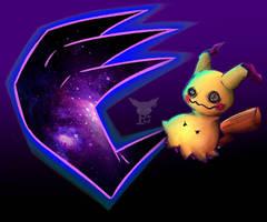 Mimikyu uses Shadow Claw by MinhPuPu
