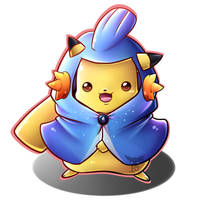 Pikachu Pikachu Pikachu by MinhPuPu