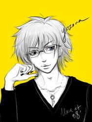 Megane - boy in glasses by hi54