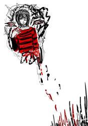 crimson madness by hi54