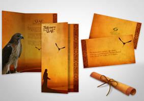 Falconry Brochure by Ramfia