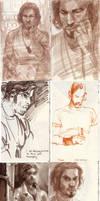 Sketchbook: Kai by toerning