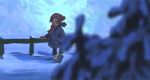 Lost in the Snow by toerning