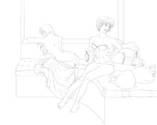 'Get dressed, Rose.' by toerning
