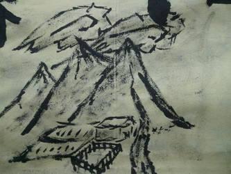 Chinese art by MisakeTsuchimi