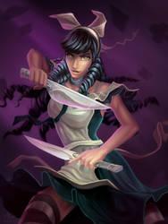 Alice Blade by Ziggafee