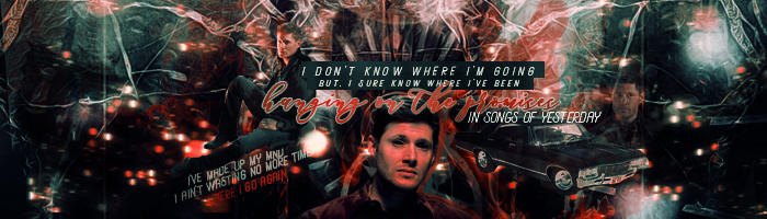 Dean Winchester Signature by Hicka01