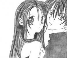 Mitsuki and Takuto by otakulu