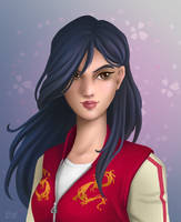 Mulan - Casual clothes by Liehl-FerZ