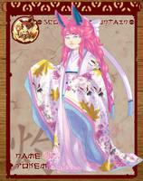 [Pokimono] Mei by ashleecutie