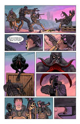 Stalker comics: DAD -page 6- by Tassadarh