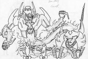 Iron Devil by TwilightKarnor