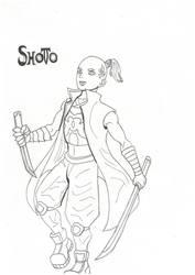 Shoto - Ready Player One by TwilightKarnor