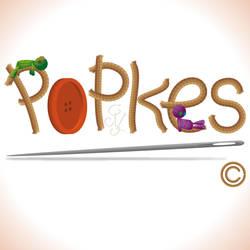 Popkes logo 3 by c-langendijk