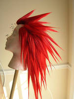 Axel Wig: Ver 2.0 in-progress by ArcadiaEclipse