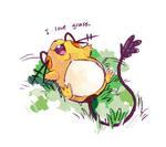 Little Dedenne by super-tuler