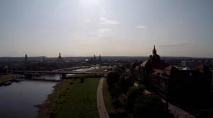 Dresden Altstadt by DrAzraelTod