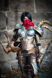 Demon Hunter Cosplay by ChrixDesign