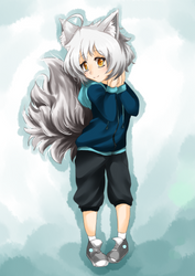 Commission - Yuki by chimdae