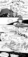 Hi Freddy!!! I love you!! by kay3o3