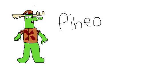 HTF OC Pineo The Moose by Door444