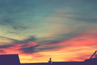 sunset by MissJaseyRae