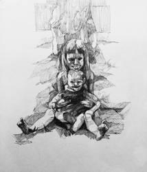 Evil Children by DimeShift52