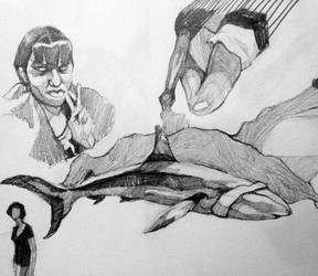 Knee by DimeShift52