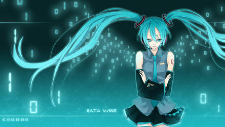 Vocaloid - Data Wing by Lancha