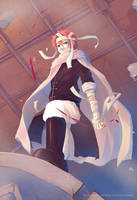 Gintama: Kamui's Arrival by Lancha