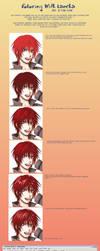 Coloring Tutorial 3: Hair by Lancha