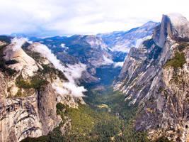 Yosemite by LostxChance