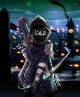 Thief girl Picture for a project by MaKuZoKu