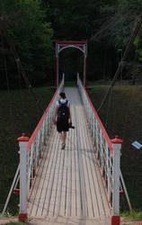 Viljandi bridge by 0n3g1rl