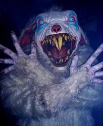 Scary Rabbit by jenniferhl72