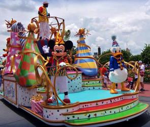 Disney float by jenniferhl72