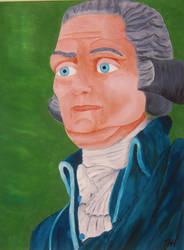 George Washington by jenniferhl72