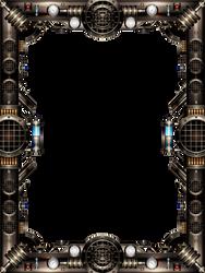 Steampunk Frame 2 by IllustratorG