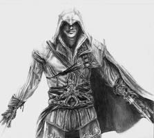 Ezio Auditore da Firenze by gollz365