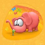 Meet The Little ones -Elephant by Tooshtoosh