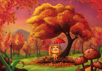 Autumn by Tooshtoosh