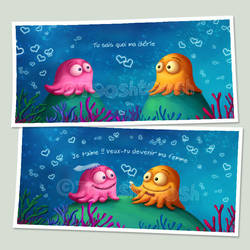 Octopus Proposal by Tooshtoosh