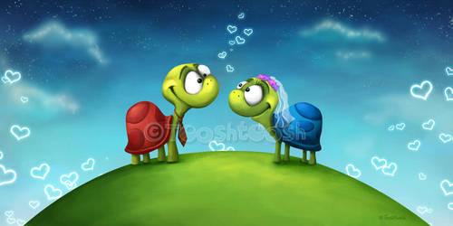 Turti and Turto by Tooshtoosh