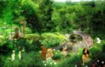 Fairytale Contest Entry by KimsButterflyGarden