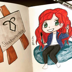 Clary fray  by be-nice