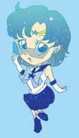 Sailor mercury by Seiya-Fantasy