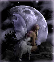 Fairy Moon Light by KirstenStar