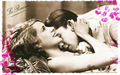 The Kiss by sugaredheart